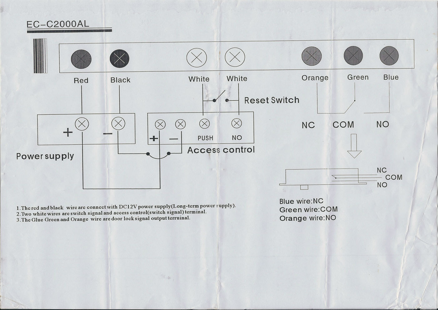 Perfect Electric Strike Wiring Diagram Pictures - Best Images for ...