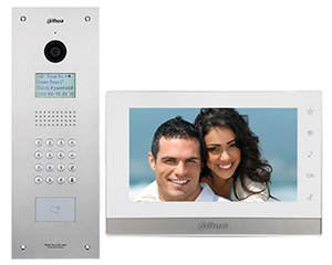 Dahua Apartment Video Door Entry System IP Bespoke