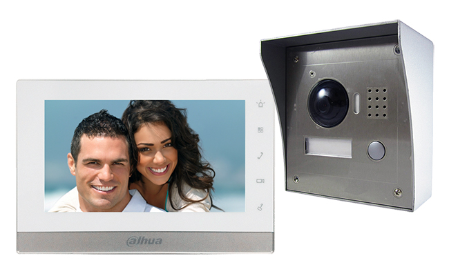 Dahua IP Video Door Intercom System Surface Mount Steel Door Station  sc 1 st  Intelligent Home Online : video door - pezcame.com