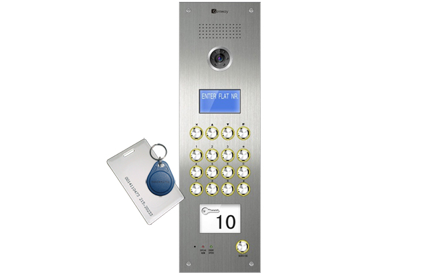 Genway C2608D-C Digital Apartment Door Station