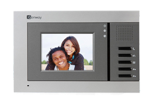 Genway Juno 3-inch Video Monitor CAT5 series