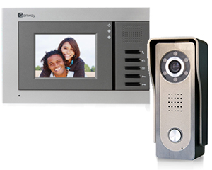 Genway Juno 1-Monitor Video Door Intercom