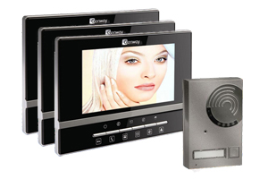 LUNA TRIO Video Door Phone System