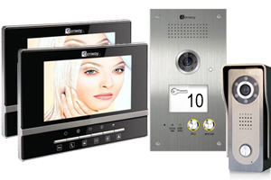 LUNA DUO Video Door Phone System