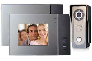 VELA DUO Video Door Intercom System
