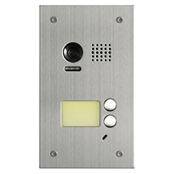 2-Button DT603 Apartment Door Station 2-wire series