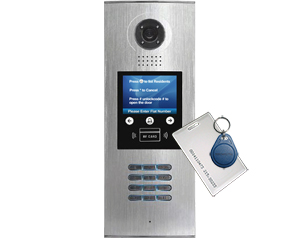 2-Easy DigiOpen Apartment Video Door Entry System Bespoke