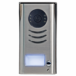 Doorbell Model DT591 Steel Surface Mount 2-wire series