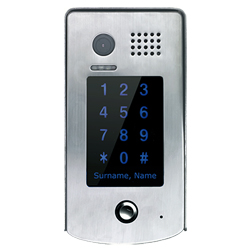 Doorbell Model DT601 Keypad Surface Mount 2-wire series