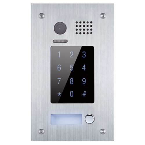 2-Easy Doorbell Model DT596 Keypad Flush Mount