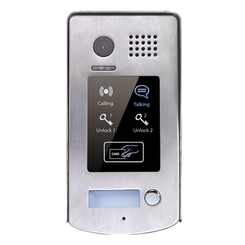 2-Easy Doorbell Model DT596  Proximity Reader Surface Mount