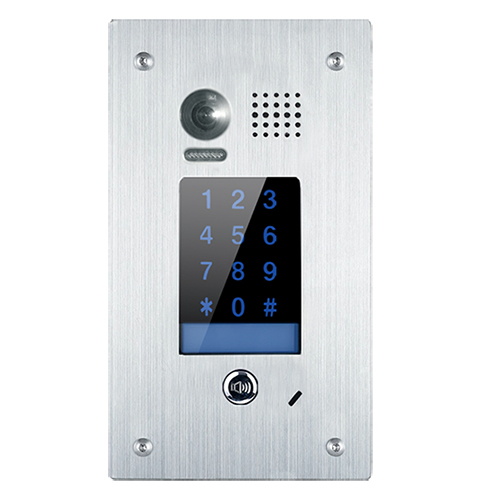 Doorbell Model DT601 Keypad Flush Mount 2-wire series