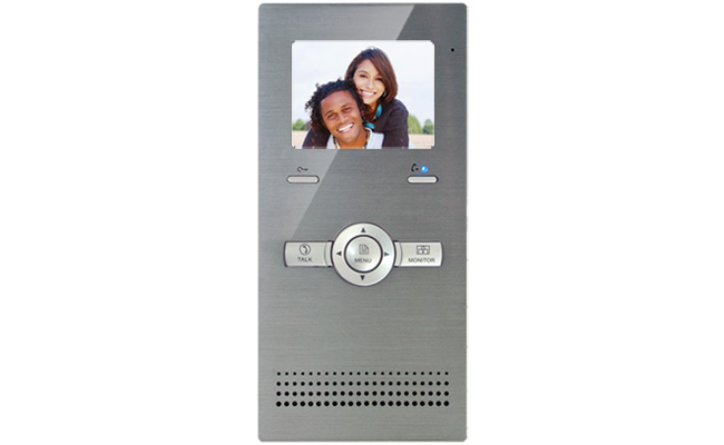 2-Easy Leda Aluminium Video Monitor