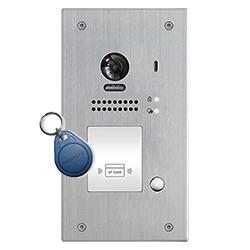 2-Easy Doorbell Model DT607 Proximity Reader Flush Mount