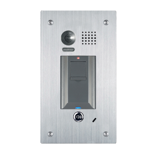 2-Easy Doorbell Model DT601 FingerPrint Flush Mount