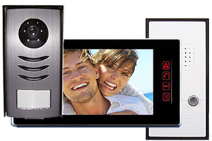 FUTURO 700 with Handsfree Audio Video Door Phone System