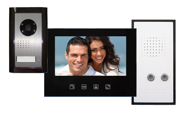 NTI Futuro 2-Way Video Door Intercom