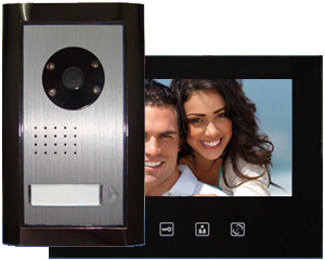 FUTURO 7 Video Door Phone System