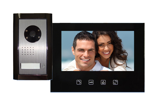 NTI Futuro 1-Monitor Video Door Intercom