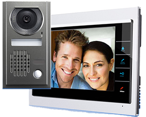 Lynx 10-inch Monitor Video Door Entry System