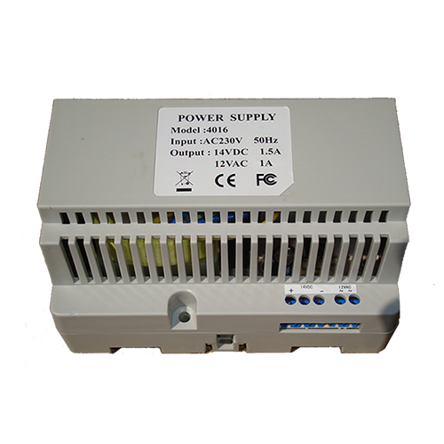 Genway Model 4016 power supply for 4-wire series