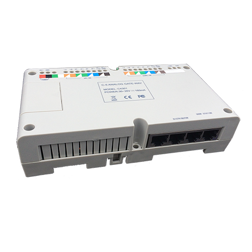 Genway Gateway Model 4301 Apartment Systems CAT5 series