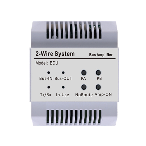 BDU Signal Repeater for House 2-wire series
