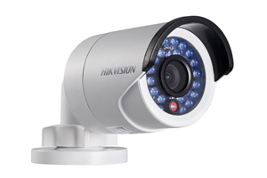 Hikvision IP  mini Bullet CCTV Camera HD 1080, 3MP, POE