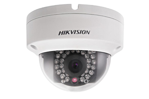 Hikvision IP small Dome CCTV Camera HD 1080 , 3MP, POE