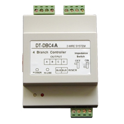 2-Easy DT-DBC-4A1 Distributor for up to 4 Monitors