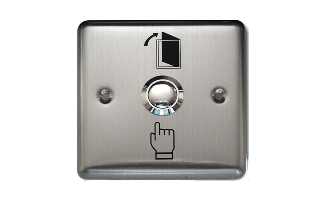 Exit Button 90 x 90mm