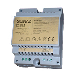 Guinaz Power Supply Model  F1334