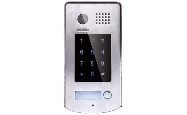 Doorbell Model VT596 Keypad 4-wire series