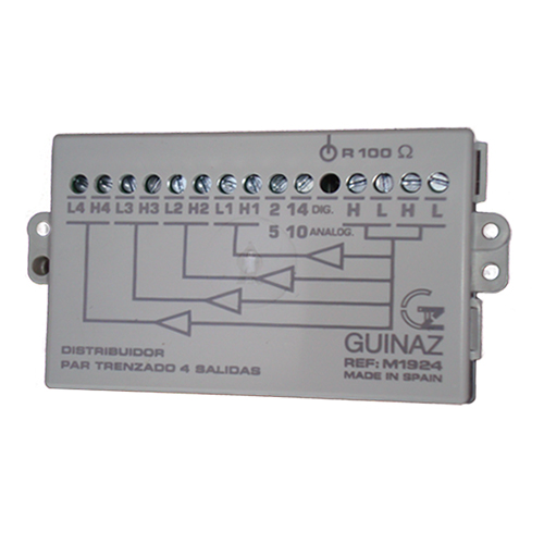 Guinaz M1924 Star connect distributor