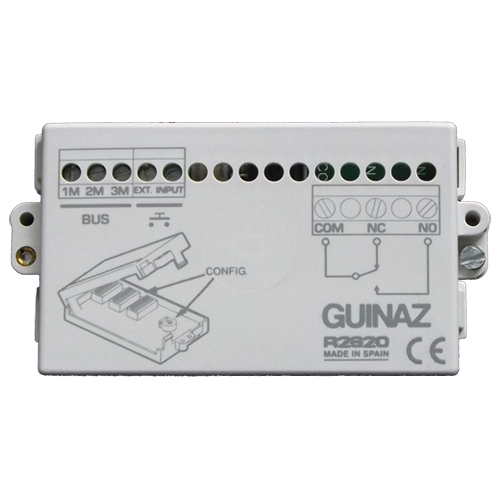 Guinaz R2620 Gate Interface