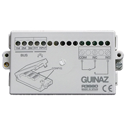 Guinaz R3660 Alarm Interface