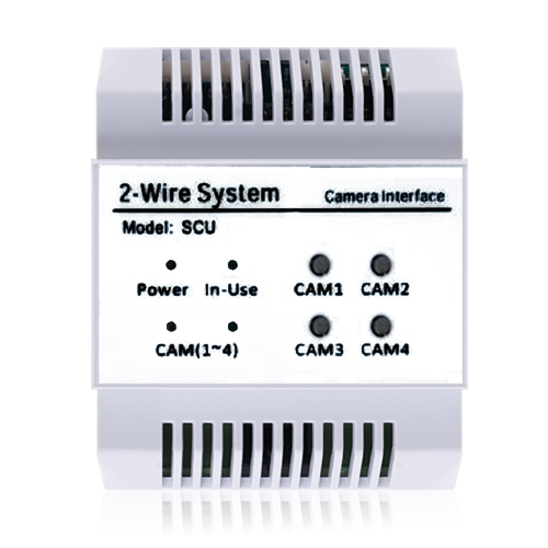 SCU CCTV Interface 2-wire series