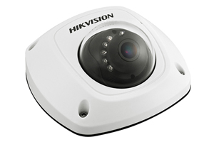 Hikvision IP Slimline Dome CCTV camera  HD 1080 3 MP POE
