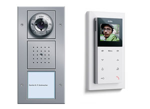 GIRA Video Door Entry System Mod 1