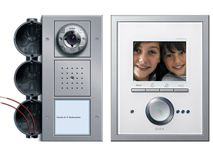 GIRA Video Door Entry System Mod 2
