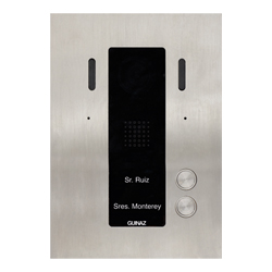2-Button Guinaz Alea Apartment Door Station CAT5