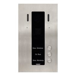 3-Button Guinaz Alea Apartment Door Station CAT5