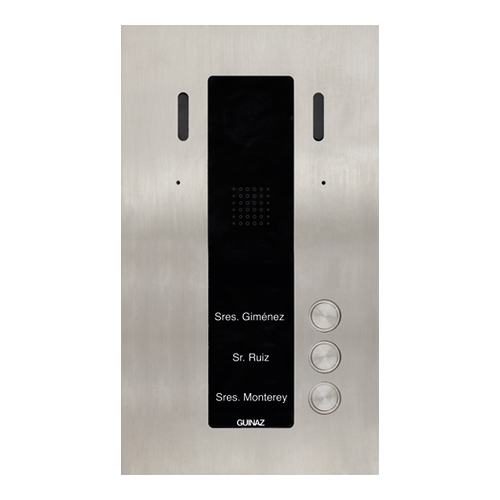 3-Button Guinaz Alea Apartment Door Station