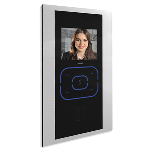 TACTILE Black Video Monitor by Guinaz