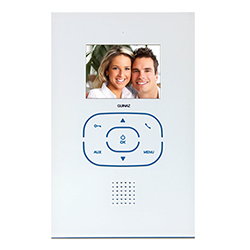 TACTILE White Video Monitor by Guinaz