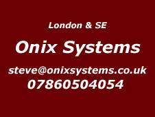 London and South East Installer Steve 07860 504054