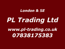 London and South East Installer PL Trading 07838 175383
