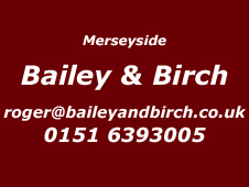Merseyside Installer Bailey & Birch Ltd 01516393005