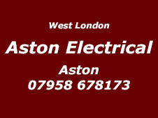 London and South East installer Aston Duncan 020 85371633
