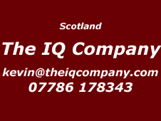 Scottish Installer The IQ Company 07786 178343